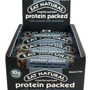 eat natural protein bar