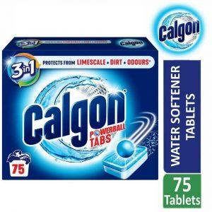 calgon powerball tablets